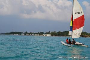 Solo Tour Package Hanimaadhoo